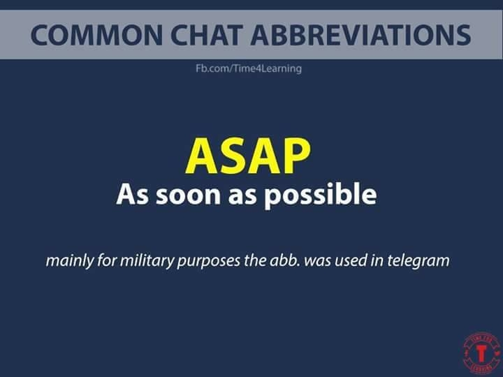 Common Chat Abbreviations-1