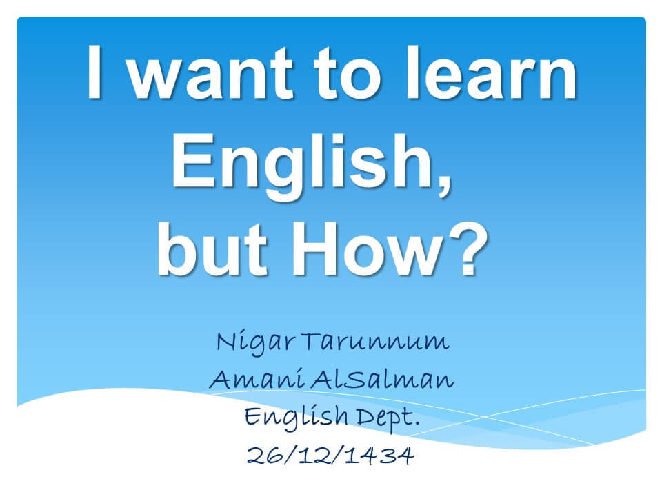 I want to learn English grammar from the start, literally ...