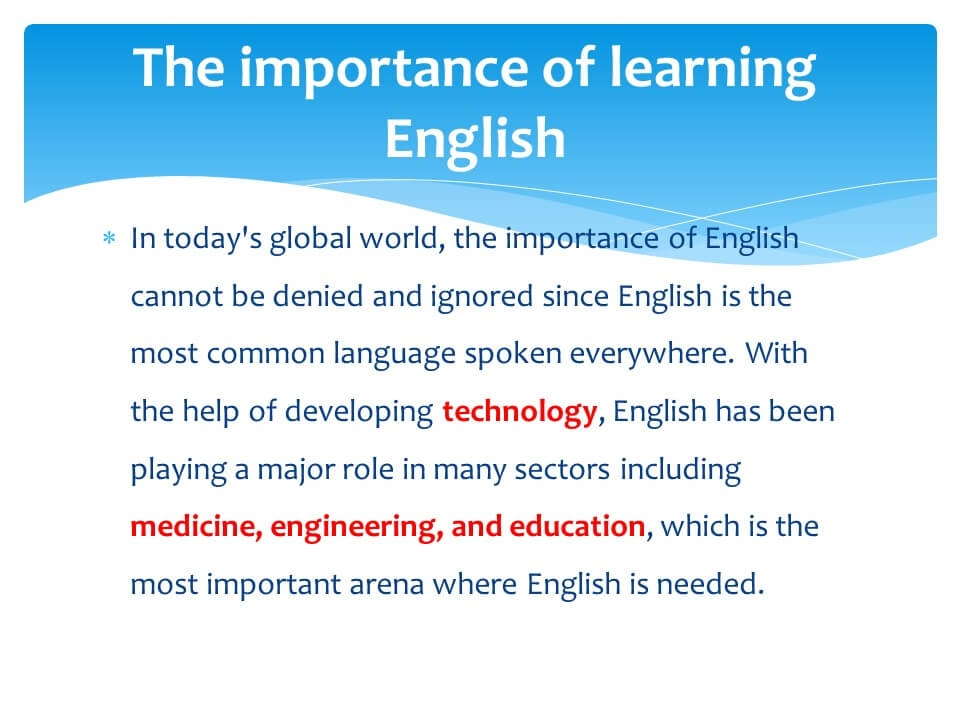 Learn English How-2