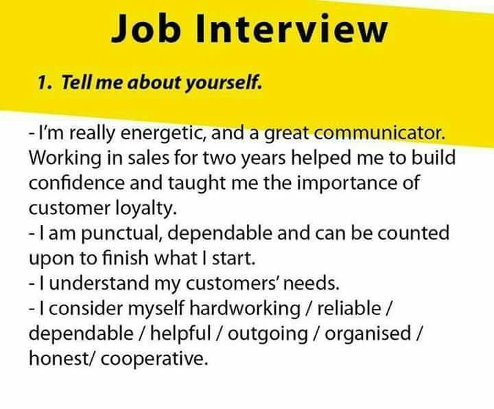 job interview questions While there are as many different possible interview questions as there are interviewers, it always helps to be ready for anything which is why we've taken the time to prepare this list of 100 potential interview questions.