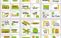 Prepositions with Pictures - Visual Method