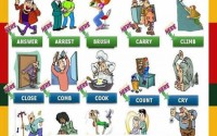verbs with pictures-6