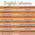 Common English Idioms You Should Know