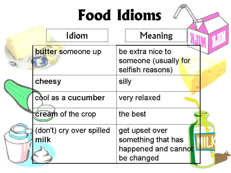 idioms examples and meanings - photo #13