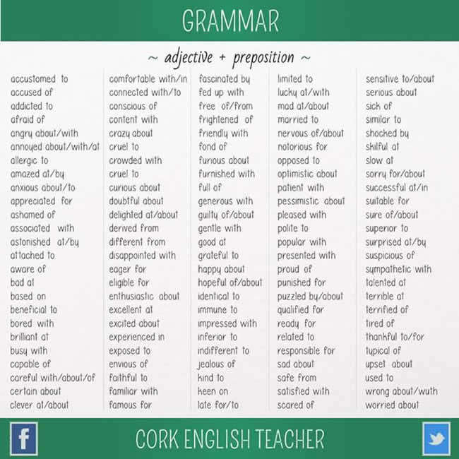 adjective-and-preposition
