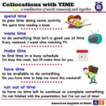 collocations with time-200
