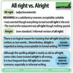 difference between all right and alright-200