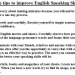 five tips to improve english speaking skills