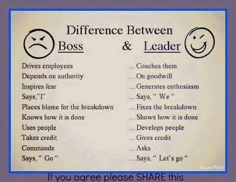 difference between obss and leader