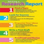 how to write research report-200