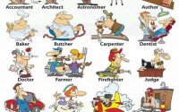 professions and jobs - english vocabulary