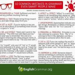 10 common mistakes in english grammar even smart people make