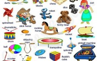 toys and games-vocabulary