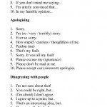 useful phrases for your oral test