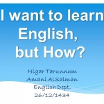 Learn English How-1