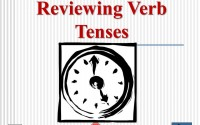 Reviewing Verb Tenses-1