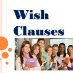 Wish Clauses- Detailed Expression-1