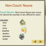 non count and count nouns-1