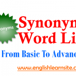 synonym-word-list-1
