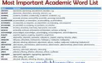 academic-words