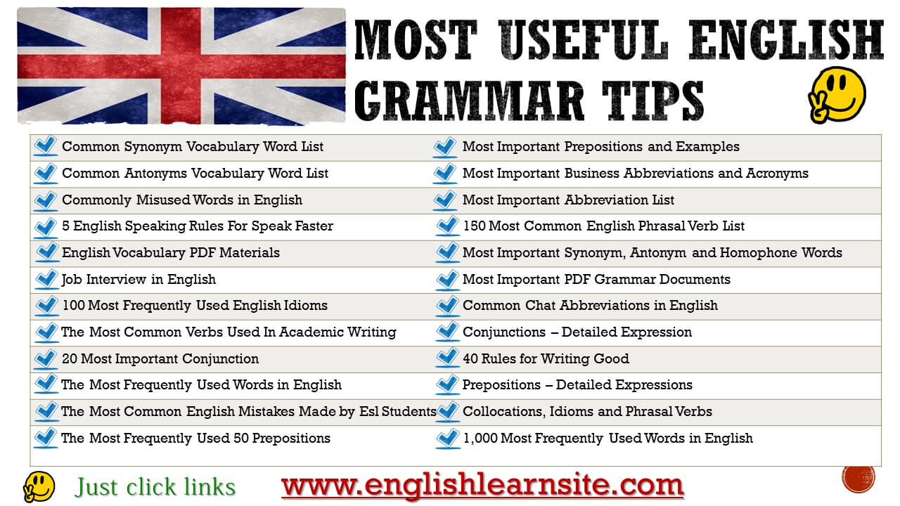 most-useful-grammar-tips