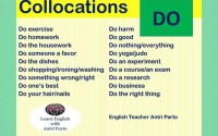 Collocations Do
